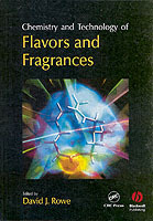 Chemistry and Technology of Flavours and Fragrances (Innbundet)