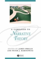 A Companion to Narrative Theory (Innbundet)