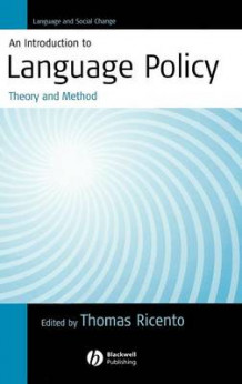 An Introduction to Language Policy (Innbundet)