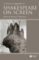 A Concise Companion to Shakespeare on Screen (Heftet)