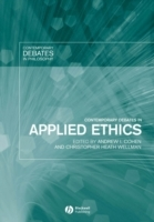 Contemporary Debates in Applied Ethics (Innbundet)