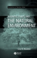 Business Ethics and the Natural Environment av Lisa H. Newton (Heftet)