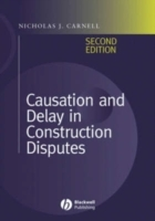 Causation and Delay in Construction Disputes av Nicholas J. Carnell (Innbundet)