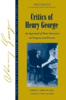 Critics of Henry George: v. 2 (Innbundet)
