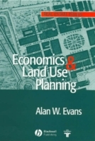Economics and Land Use Planning av Alan W. Evans (Heftet)