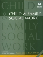 Child and Family Social Work with Asylum Seekers and Refugees (Heftet)