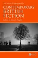 A Concise Companion to Contemporary British Fiction (Heftet)