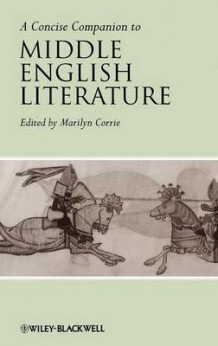 A Concise Companion to Middle English Literature (Innbundet)
