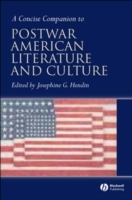 Concise companion to postwar american literature and culture av Josephine Hendin (Heftet)