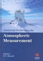 Analytical Techniques for Atmospheric Measurement (Innbundet)