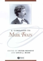 A Companion to Mark Twain (Innbundet)