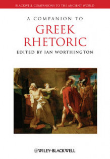 A Companion to Greek Rhetoric (Innbundet)