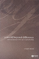 A World Beyond Difference av Ronald Niezen (Heftet)