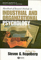 Handbook of Research Methods in Industrial and Organizational Psychology (Heftet)