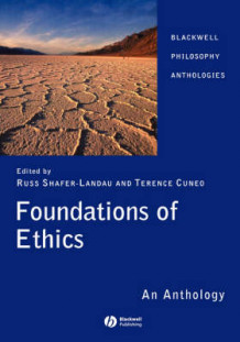 Foundations of Ethics (Innbundet)