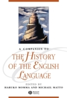 A Companion to the History of the English Language (Innbundet)
