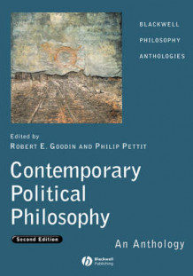 Contemporary Political Philosophy - an Anthology 2E (Innbundet)