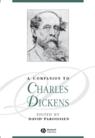 A Companion to Charles Dickens (Innbundet)
