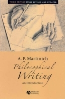 Philosophical Writing av Al P. Martinich (Heftet)