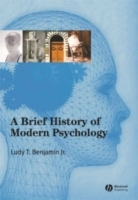 A Brief History of Modern Psychology av Benjamin (Heftet)