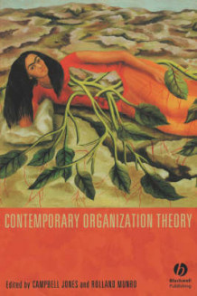 Contemporary Organization Theory (Heftet)