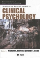 Handbook of Research Methods in Clinical Psychology (Heftet)