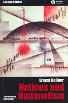 Nations and Nationalism av Ernest Gellner (Heftet)