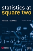 Statistics at Square Two av Michael J. Campbell (Heftet)