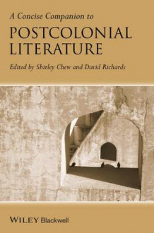 A Concise Companion to Postcolonial Literature (Innbundet)