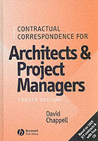 Contractual Correspondence for Architects and Project Managers av David Chappell (Innbundet)