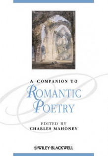 A Companion to Romantic Poetry (Innbundet)