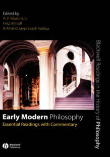 Early Modern Philosophy (Innbundet)
