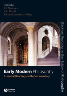Early Modern Philosophy (Heftet)
