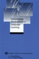 Grammatical Development in Language Learning av Robert Dekeyser (Heftet)