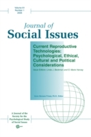 Journal of Social Issues, 2nd Edition, Current Reproductive Technologies: P av Editor:Linda J. Beckman og Editor:S. Marie Harvey (Heftet)
