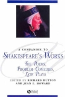 A Companion to Shakespeare's Works: Poems, Problem Comedies, Late Plays v. 4 (Heftet)