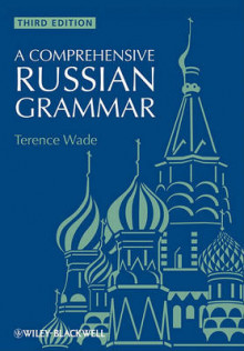 Comprehensive Russian Grammar 3E av Terence Wade og David Gillespie (Heftet)