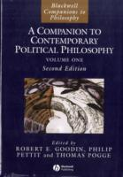 A Companion to Contemporary Political Philosophy (Innbundet)
