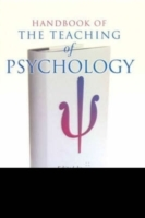 Handbook of the Teaching of Psychology (Heftet)