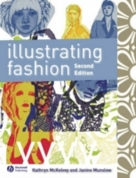 Illustrating Fashion av Kathryn McKelvey og Janine Munslow (Heftet)