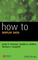 How to Display Data av Jenny V. Freeman, Stephen J. Walters og Michael J. Campbell (Heftet)