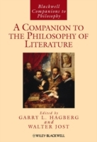 A Companion to the Philosophy of Literature (Innbundet)