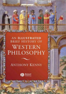 An Illustrated Brief History of Western Philosophy av Sir Anthony Kenny (Innbundet)