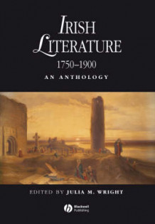 Irish Literature 1750-1900 (Innbundet)