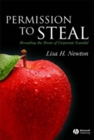 Permission to Steal av Lisa H. Newton (Heftet)