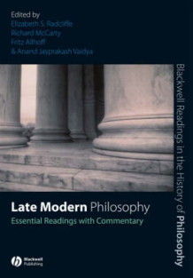 Late Modern Philosophy (Heftet)