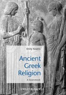 Ancient Greek Religion (Innbundet)