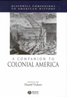 A Companion to Colonial America (Heftet)