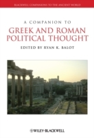 A Companion to Greek and Roman Political Thought av Ryan K. Balot (Innbundet)