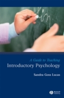 A Guide to Teaching Introductory Psychology av Sandra Goss Lucas (Innbundet)